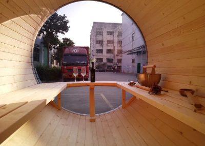 Wood-Burning-Sauna-Barrel-TubHub-Interior